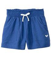 Roxy Girls' Beach Comber Linen Shorts (7yrs-16yrs)