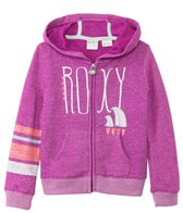 Roxy Girls' Classic Zip Up Surf Hoodie Sweater (2yrs-6X)