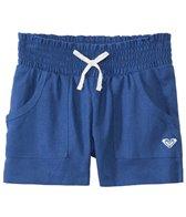Roxy Girls' Beach Comber Linen Shorts (6mos-24mos)