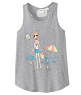 Roxy Girls' Seashell Seashore Tank (7yrs-16yrs)