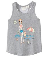 Roxy Girls' Seashell Seashore Tank (2yrs-6X)