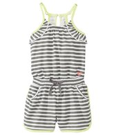Roxy Girls' Tom Boy Cover Up Romper (6mos-24mos)