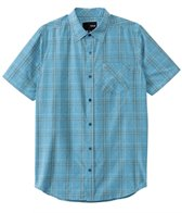 Hurley Men's Dri-Fit Dawson Woven Short Sleeve Shirt