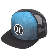 Hurley Men's Block Party Flight Trucker Hat