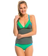 Prana Women's Colorblock Atla Tankini Top