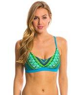 Prana Women's Panama Cyra Sports Bra Bikini Top
