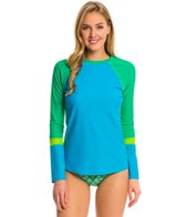 Prana Women's Lorelei L/S Rash Guard