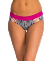 Prana Women's Feather Rainblur Zuri Bikini Bottom
