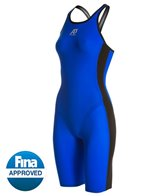 A3 Performance Legend Open Back Neck to Knee Tech Suit Swimsuit