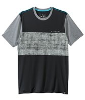 Rip Curl Men's Stripe Short Sleeve Surf Shirt