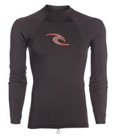 Rip Curl Men's 0.5mm Flashbomb Pullover Long Sleeve Wetsuit Jacket