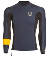 Rip Curl Men's 1.5mm Aggrolite Zip Free Long Sleeve Wetsuit Jacket