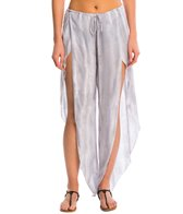 Indah Need Want Love Val Printed Drawstring Butterfly Cover Up Pant