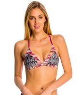 prAna Women's Feather Rainblur Aleka Bikini Top