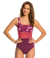 TYR Narciso Aqua Controlfit One Piece Swimsuit