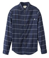 Rhythm Men's West End Flannelette Long Sleeve Shirt