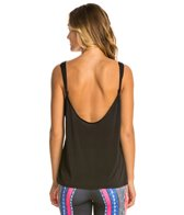 Onzie Knot Back Yoga Tank Top