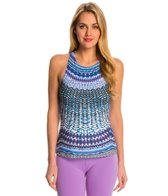 Prana Boost Printed Yoga Tank Top