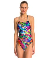 Speedo Rio Dreams Free Back One Piece Swimsuit