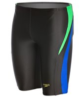 Speedo Colorblock Jammer Swimsuit