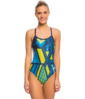 Arena Women's Vertex Challenge Back One Piece Swimsuit