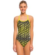 Arena Women's Polycarbonite II Challenge Back One Piece Swimsuit