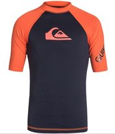 Quiksilver Boys' All Time Short Sleeve Rash Guard