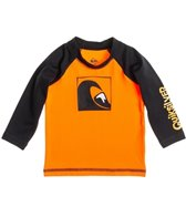 Quiksilver Infant Boy's Main Peak Long Sleeve Rash Guard