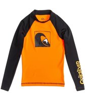 Quiksilver Kid's Main Peak Long Sleeve Rash Guard