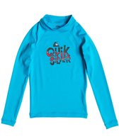 Quiksilver Kid's Free Play Long Sleeve Rash Guard