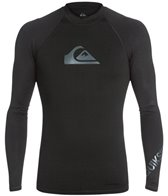 Quiksilver Men's Heater Long Sleeve Rashguard