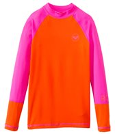 Roxy Girl's Sea Bound Long Sleeve Rash Guard