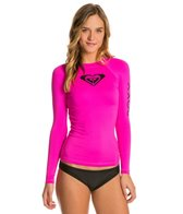 Roxy Women's Whole Hearted Long Sleeve Rashguard
