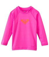 Roxy Infant Girl's Roxy Love Long Sleeve Rash Guard