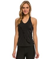 DeSoto Women's Carrera Ruffle Full Top