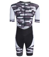 DeSoto Men's Riviera Sleeved Trisuit w/ Mobius Band