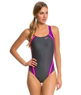 Speedo Quantum Splice PowerFLEX One Piece Swimsuit