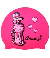 Amanzi Puppy Love Swim Cap