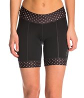 Shebeest Women's Triple S Ultimo Polka Mania Cycling Shorts