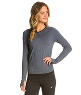 Mizuno Women's Breath Thermo Seamless LS Shirt
