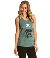 Pure Karma Go With the Flow Yoga Tank Top