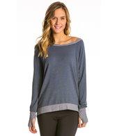Pure Karma Gail Zip-Back Sweatshirt