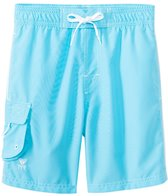 TYR Boys' Solid Challenger Swim Short (4yrs-18yrs)