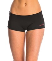 Dakine Women's 1mm Neo Surf Zip Free Boyshort Bottom