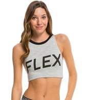 MINKPINK Move Women's Flex Crop Sports Bra
