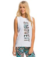 MINKPINK Women's Move It Muscle Tank Top
