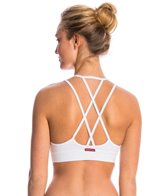 Hard Tail Double Cross Yoga Bra