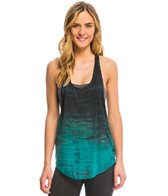 Hard Tail Sporty Yoga Racer Tank Top