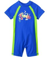 Speedo Boys' Short Sleeve UV Sun Suit (12mos-3yrs)