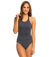 Oakley Women's Double Spaced One Piece Swimsuit